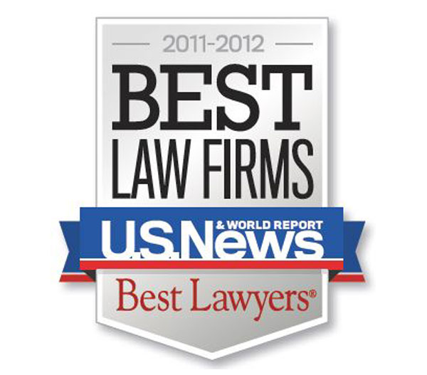 """Schell Bray Law Firm Named in """"Best Law Firms"""" Survey by U S  News"""